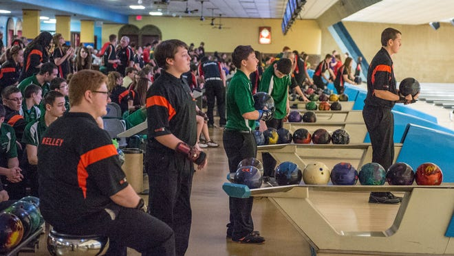 Three area teams and nine individuals will compete at the MHSAA Bowling State Finals this Friday and Saturday at sites across the state.