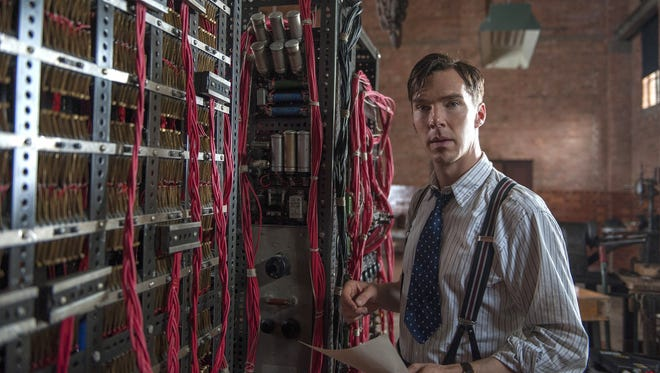 "Benedict Cumberbatch stars as Alan Turing, a World War II code-breaker for England, in ""The Imitation Game."""