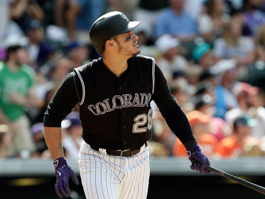 Rockies' potent offense can really fill up the stat sheet