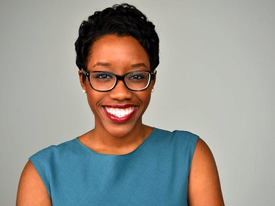 Lauren Underwood, a House candidate from Illinois.