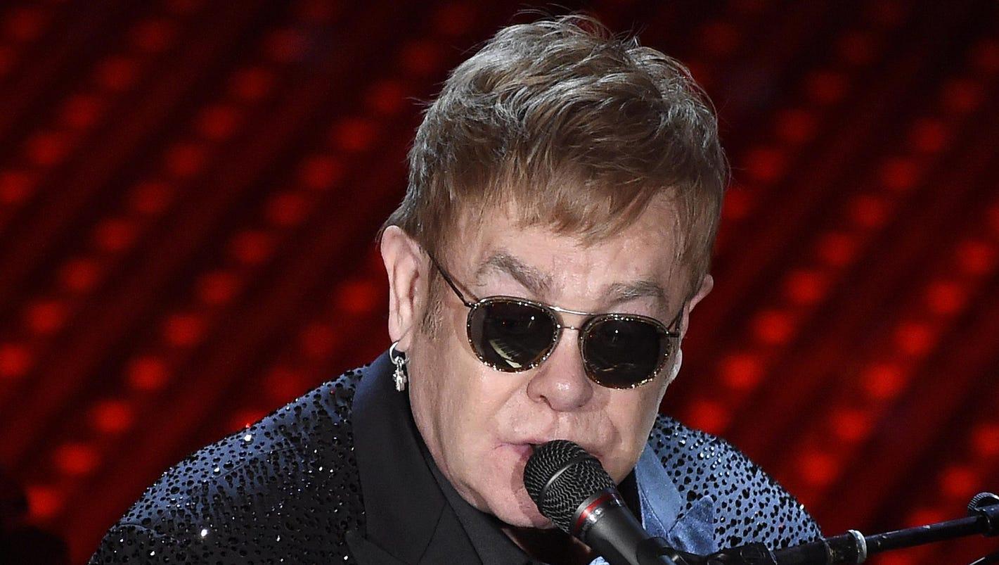 Elton John Concert To Stream Live Saturday