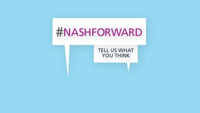 NashForward Hashtag
