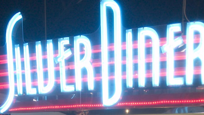 The Silver Diner has won awards for its healthy children's menu.