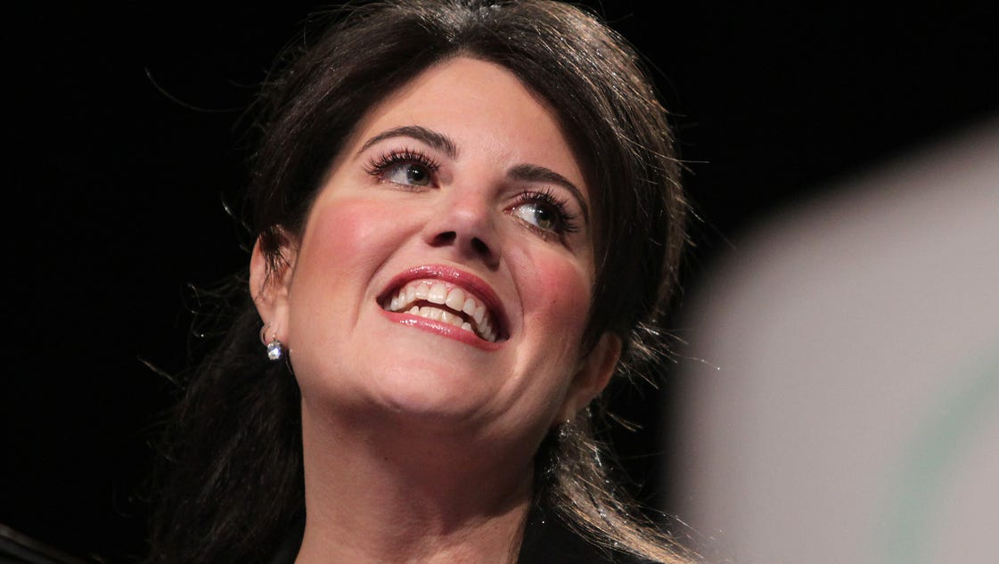 Monica Lewinsky Campaigns Against Cyberbullying