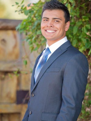 Isaiah Otero was an LCMC scholarship recipient.