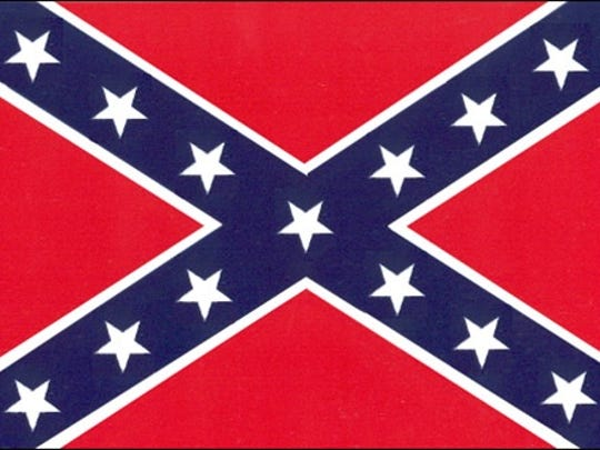 Confederate Navy Jack