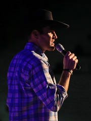 Eric Dodge will perform at the Washington County Fair on Friday, Aug. 12.