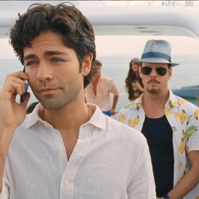 """The """"Entourage"""" TV show debuted on HBO in 2004. The"""