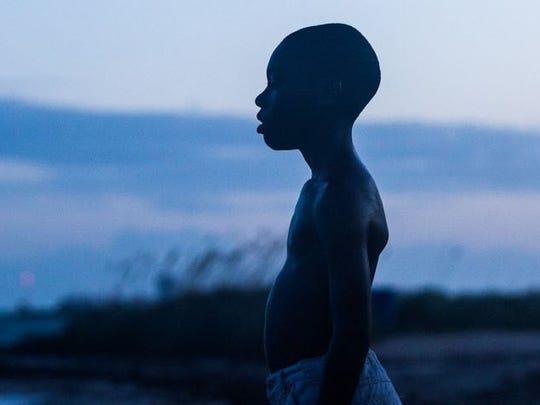 """A still from """"Moonlight"""" by A24 Films."""