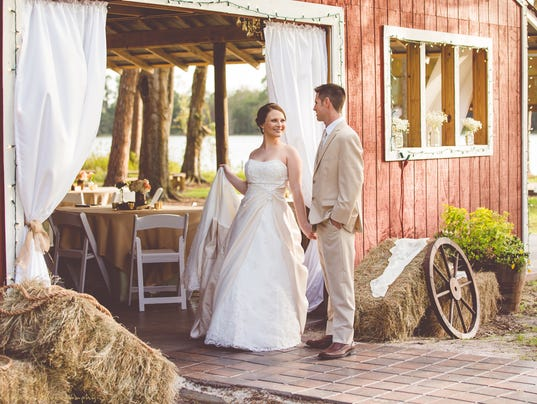 Old McMicky's Farm is part of a wedding giveaway to a member of the