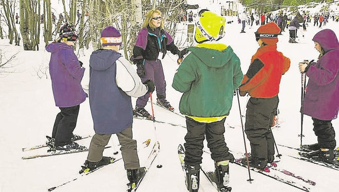 The Sky Tavern Junior Ski Program has taught tens of thousands of local youths how to ski.