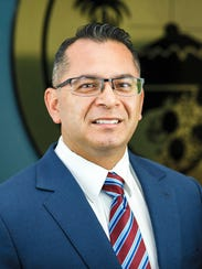 "Riverside County Fourth District Supervisor V. Manuel ""Manny"" Perez."