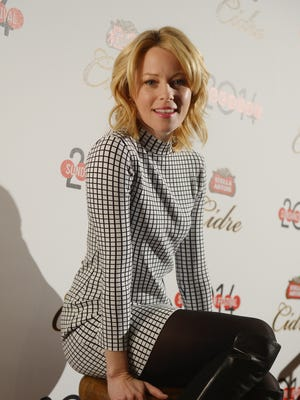 Actress Elizabeth Banks attends the Stella Artois At The Village At The Lift - Day 5 - 2014 Park City on Jan. 21, 2014 in Park City, Utah.