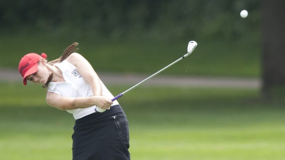 Samantha Hatter has won two consecutive Women's City