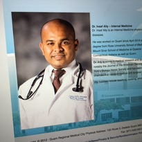 Prominent doctor faces assault, family violence charges