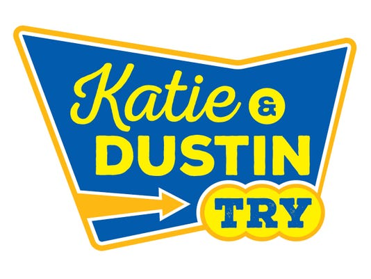 Katie & Dustin Try