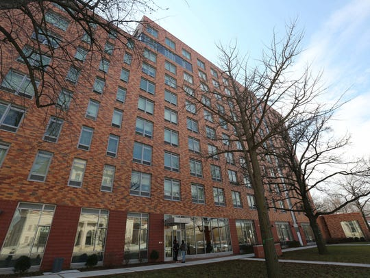 A new residence, The Prelude at Brookfield Commons
