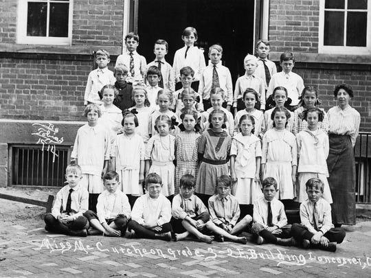 Images P36 East School 1914