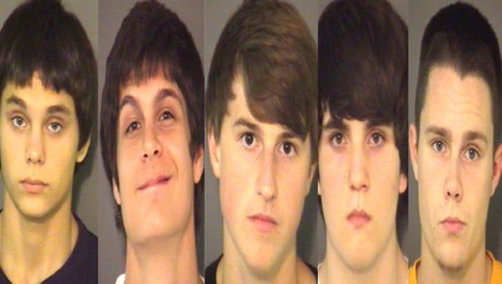 Sheriff: Union Co. teens charged in rash of car break-ins