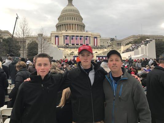 LIV 1 inauguration