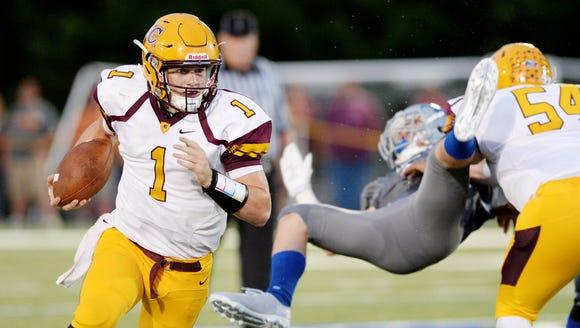 Cherokee quarterback/defensive back Tye Mintz has scholarship