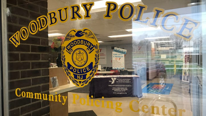 Woodbury police open substation inside Gloucester County YMCA