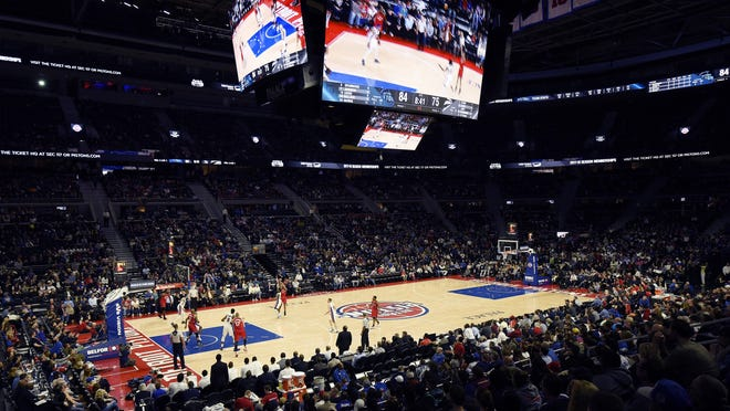 The Pistons have begun the chore of packing up nearly 30 years full of memories from The Palace of Auburn Hills.