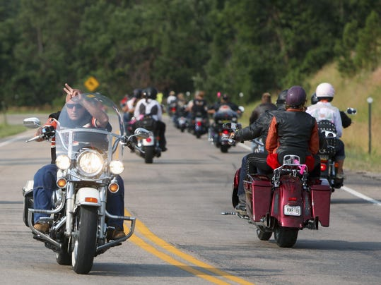 Fort Collins Motorcyclist Dies Near Sturgis SD