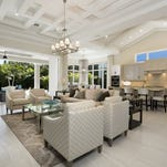 Submitted The Windward Isle floor plans by Weber Design Group and RG Designs showcase a coastal West Indies architectural style.