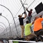 Bristol Motor Speedway begins transition for Vols vs. Virginia Tech