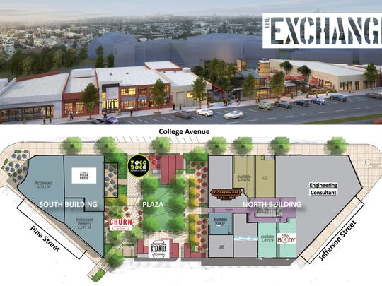 The Exchange in downtown Fort Collins is expected to