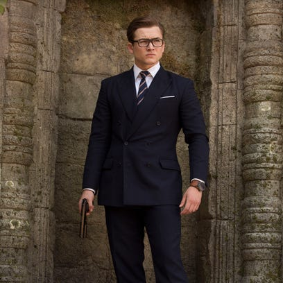 New movies: Does 'Kingsman' soar? What's status of 'Brad's Status?' Find out now