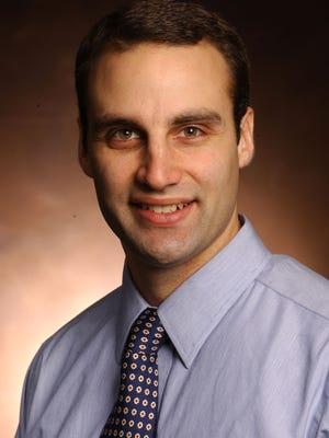 Pediatrician William Brinkman at the Cincinnati Children's Hospital Medical Center, author of the study