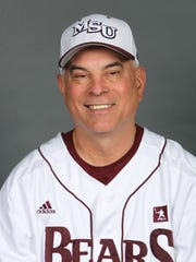 MSU baseball coach Keith Guttin