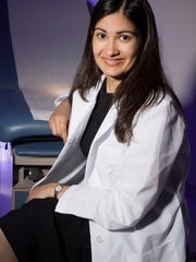 Dr. Reshma Jagsi, radiation oncologist at the U-M Health