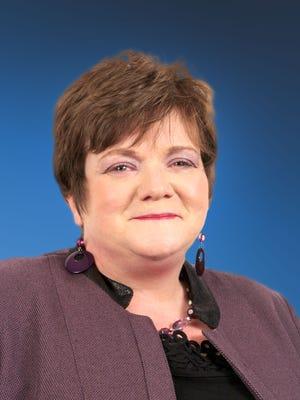 Glenda Thurlkill, president of the Missouri State Teachers Association.