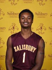 Rocky Harris, Sea Gulls' senior guard