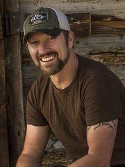 Country singer Craig Morgan