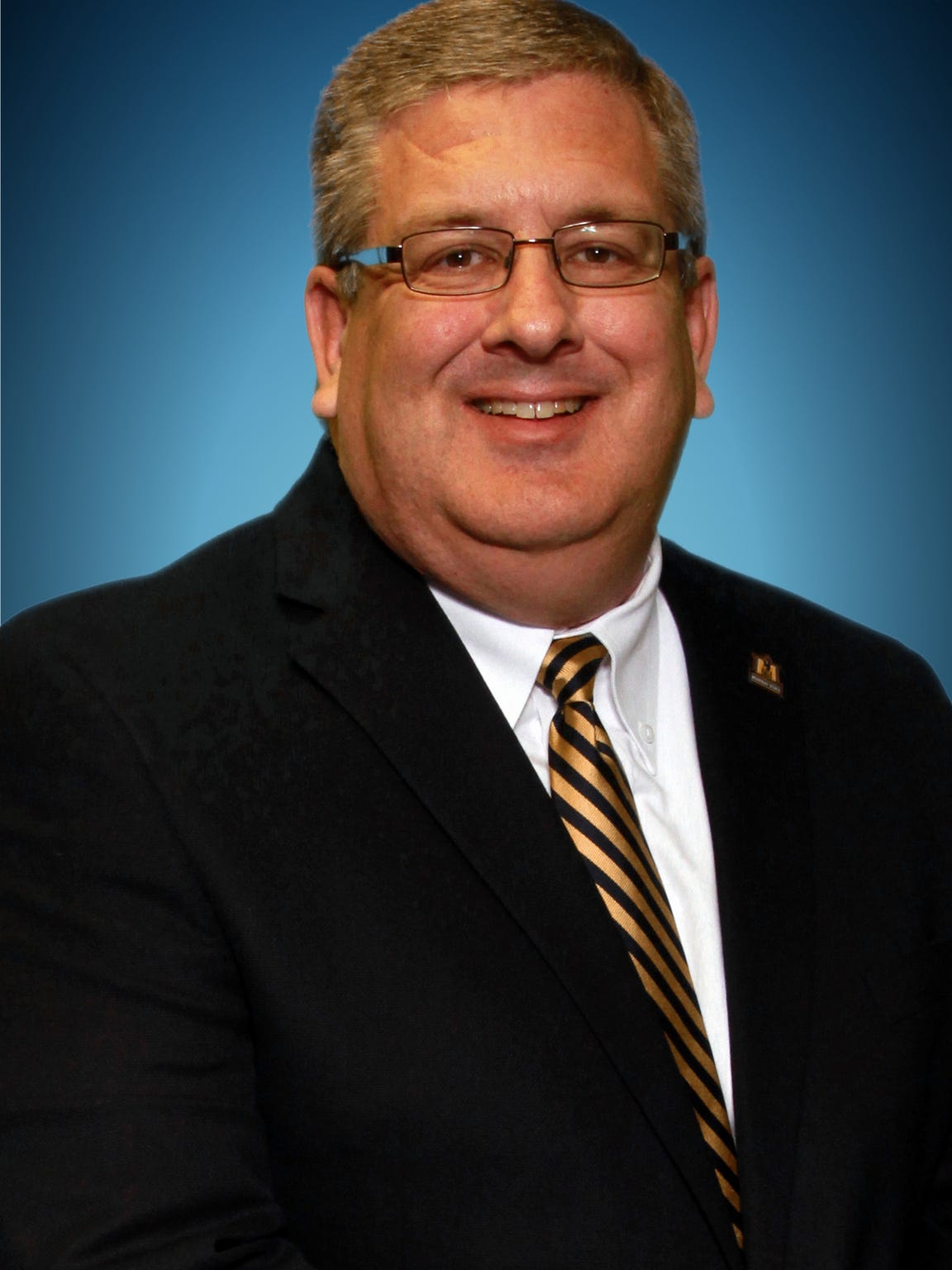 Murray State athletics director Allen Ward.
