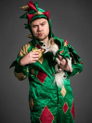 """""""America's Got Talent"""" finalist Piff the Magic Dragon answers a few questions before stopping by Paramount Hudson Valley."""