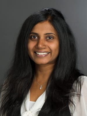 Dhireesha Kudithipudi, Ph.D., is a Woman to Watch nominated by RIT.
