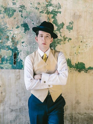 National recording artist Pokey LaFarge headlines this weekend's Rock House Music Festival in Reeds Spring