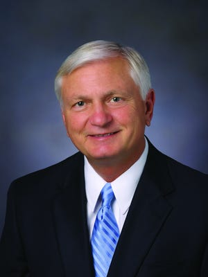 Pensacola State College President Ed Meadows
