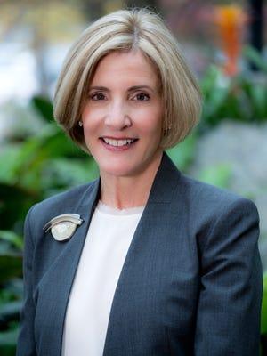 Joan Docktor, president and CEO of Berkshire Hathaway HomeServices Fox & Roach Realtors