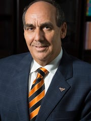 Carl Stockton, Ph.D, AUM Chancellor