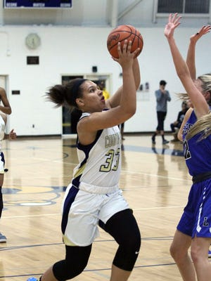 Senior Destiny Pitts, a University of Minnesota commit, hopes to finish her Country Day career with another long tourney run.