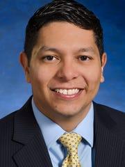 Carlos Vega has been hired by Hub International's El Paso insurance office.