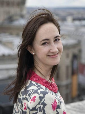 Best-selling author Sophie Kinsella