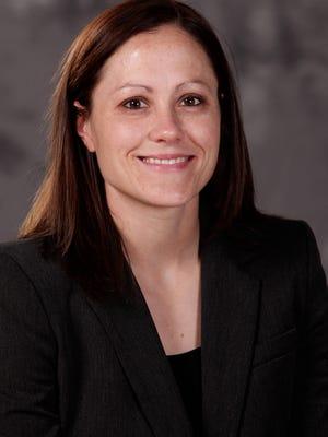 Amanda Levens has been named the head coach of the Nevada women's basketball program.