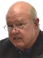 Wayne Hockmeyer, chairman of Indian River Medical Center Inc.
